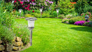 Oświetlenie Solarne Ogrodowe Lampy I Ozdoby Aurora Garden
